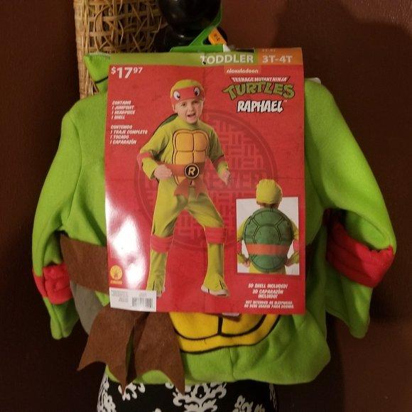 TMNT Rafael Costume